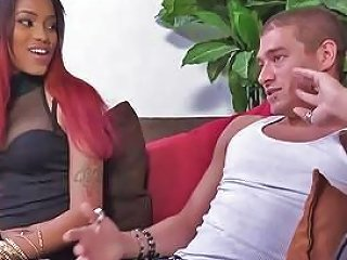 Goddess Kyra Fucks A White Guy For Fame Sunporno Uncensored